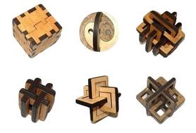 Фото 2 к товару Игра настольная геометрическая Крутиголовка