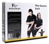 Костюм для похудения (весогонка) Kutting Weight Sauna Suit FI-4819 - фото 5