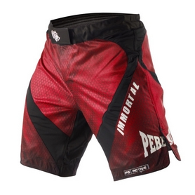 Шорты Peresvit Immortal Fightshorts Red Burn