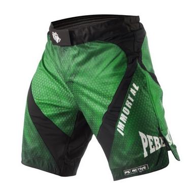 Шорты Peresvit Immortal Fightshorts Green Lantern