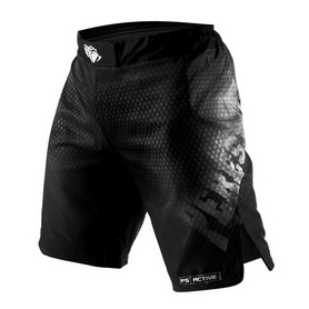 Шорты Peresvit Legend Fightshorts Black Rain
