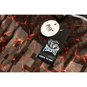 Фото 5 к товару Рашгард Peresvit Immortal Silver Force Rashguard Long Sleeve Lava