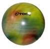 Мяч для фитнеса (фитбол) 65 см Togu разноцветный - фото 1