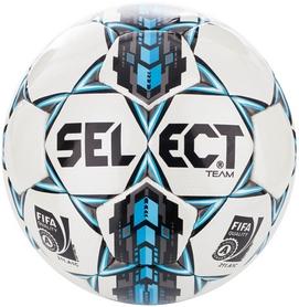 Мяч футбольный Select Team FIFA белый