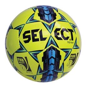 Мяч футбольный Select Team FIFA желтый