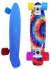 Пенни борд Penny Board Tie Dye Fish Limited Edition - фото 1