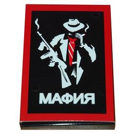 Мафия пластиковая набор карт для игры