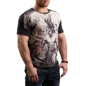 Фото 3 к товару Футболка Peresvit Samurai Fury T-shirt