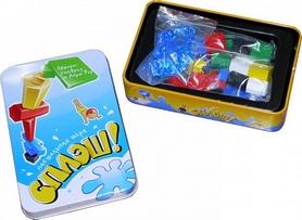 Игра настольная на ловкость Сплэш! (Splash!)