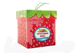 Игра настольная Фруктовый Микс: Клубника (Fruit Mix: Strawberry)