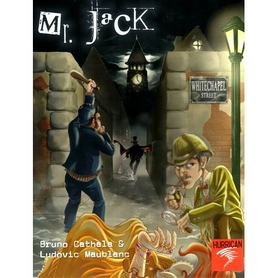 Игра настольная Мистер Джек в Лондоне (Mr. Jack)