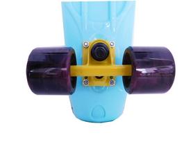Фото 2 к товару Пенни борд Penny Swirl Fish SK-404-15 голубой