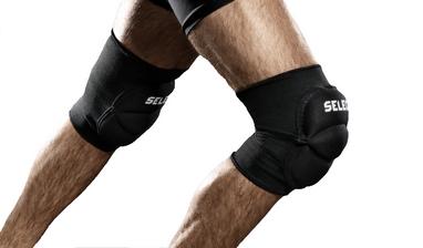 Суппорт колена Select Elastik Knee Support With Pad (1 шт)
