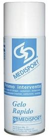 Фото 1 к товару Спрей быстрого охлаждения (заморозка) Medisport Gelo Rapido