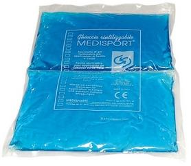 Компресс гелевый горяче/холодный Medisport 23 х 30 см