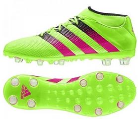 Фото 1 к товару Бутсы футбольные Adidas ACE 16.2 Primemesh FG/AG AQ2552
