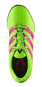 Фото 1 к товару Сороконожки футбольные детские Adidas ACE 16.4 TF J AF5079