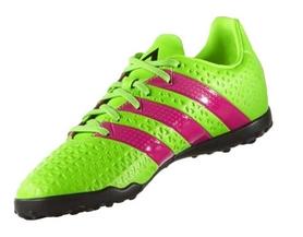 Фото 4 к товару Сороконожки футбольные детские Adidas ACE 16.4 TF J AF5079