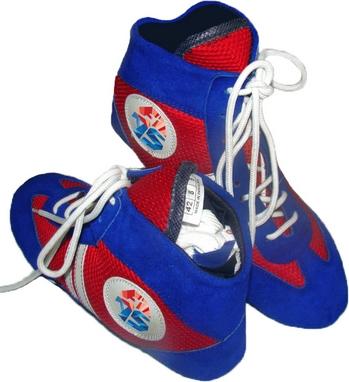 Обувь для занятий самбо (самбетки) Green Hill Fias