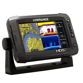 Фото 4 к товару Эхолот Lowrance HDS-7 GEN2 Touch без датчиков