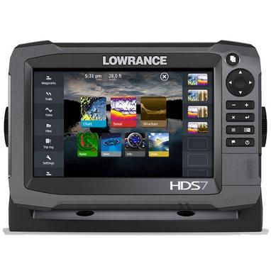 Эхолот Lowrance HDS-7 Gen3 Touch без датчиков