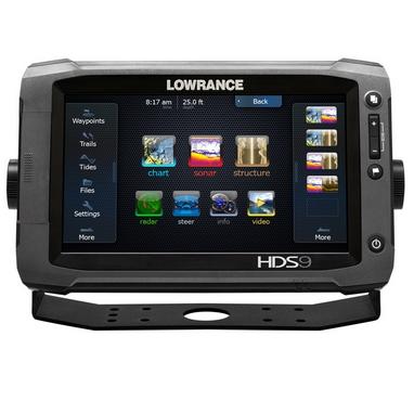 Эхолот Lowrance HDS-9 GEN2 Touch без датчиков