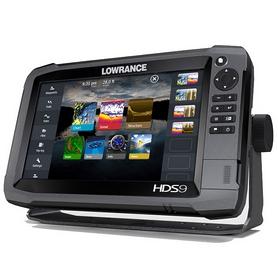Фото 2 к товару Эхолот Lowrance HDS-9 Gen3 Touch без датчиков