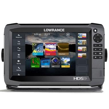 Эхолот Lowrance HDS-9 Gen3 Touch без датчиков