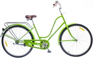 Велосипед городской женский Дорожник Заря 14G Velosteel St 28