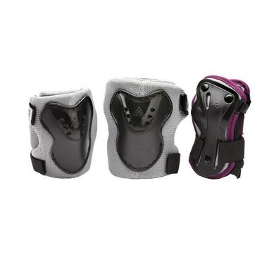 Защита для катания (комплект) K2 Charm Pro JR Pad Set - 2015
