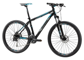 Велосипед горный Mongoose Tyax Comp 27.5 - 2015 - S
