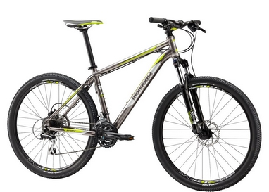 Велосипед горный Mongoose Tyax Sport 27.5 - 2015 - XL