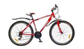 "Велосипед горный Optimabikes Sprinter AM 14G 2015 - 26"", рама - 19"", красно-белый (PCT*-OP-26-009-1)"