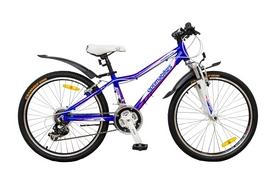 """Велосипед подростковый горный Optimabikes Colibree AM Al 2014 - 24"""", рама - 12"""", синий (SKD-OP-24-005-1)"""