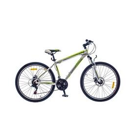 "Велосипед горный Optimabikes F-1 AM DD Al SKD 2015 - 26"", рама - 21"", бело-зеленый (SKDCH-OP-26-022-1)"