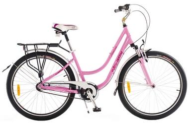 Велосипед городской женский Optimabikes Venezia Planetary hub HLQ Al 26