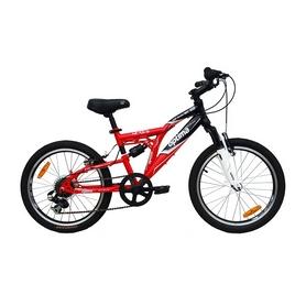 """Велосипед подростковый горный Optimabikes Nitro AM St 2014 - 20"""", рама - 14"""", красный (PCT*-OP-20-002-1)"""