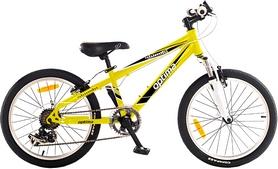 """Велосипед подростковый горный Optimabikes Shinobi AM St 2014 - 20"""", рама - 14"""", желтый (OPT-OP-20-005-1)"""