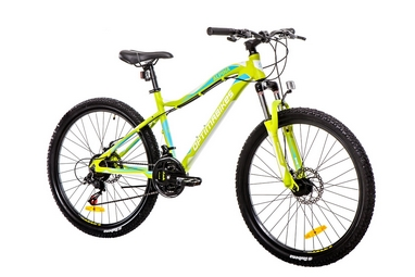 Велосипед горный Optimabikes Alpina AM 14G DD Al 26