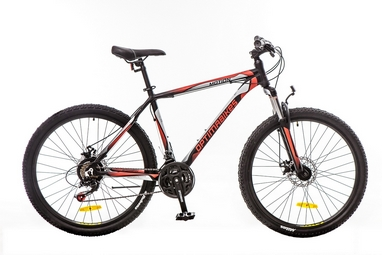 Велосипед горный Optimabikes Motion AM 14G DD Al 26