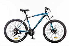 "Велосипед горный Optimabikes F-1 AM 14G DD Al 2016 - 26"", рама - 16"", синий (OPS-OP-26-063-1)"