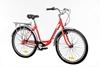 Велосипед городской женский Optimabikes Vision 14G планет. Al 2016 26