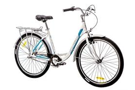 Фото 1 к товару Велосипед городской женский Optimabikes Vision 14G планет. Al 2016 26