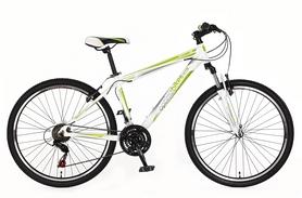 "Велосипед горный Optimabikes F-1 AM Vbr Al SKD 2015 - 26"", рама - 20"", бело-зеленый (SKDCH-OP-26-062-1)"