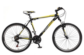 "Велосипед горный Optimabikes F-1 AM Vbr Al SKD 2015 - 26"", рама - 20"", черно-желтый (SKDCH-OP-26-060-1)"