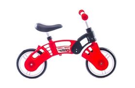 """Беговел детский Small Rider Pl 10"""" 2014 красно-черный"""