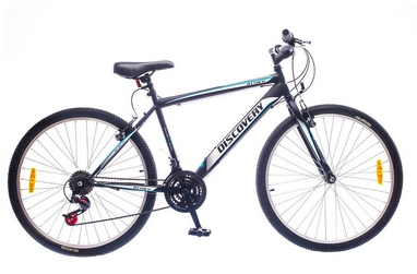 Велосипед городской Discovery Attack 14G Vbr St 26