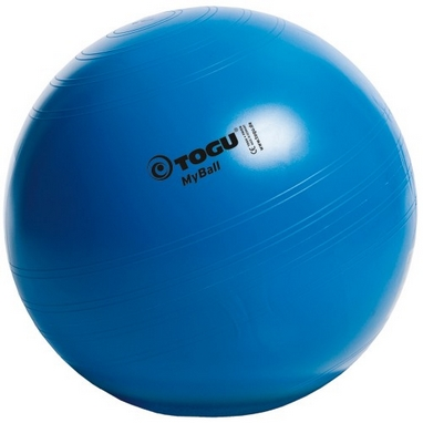 Мяч для фитнеса (фитбол) 65 см Togu синий