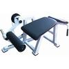 Тренажер для мышц сгибателей бедра лежа BruStyle TC-310 - фото 1