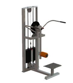Тренажер для ягодичных и приводящих-отводящих мышц бедра комбинированный BruStyle TC-227